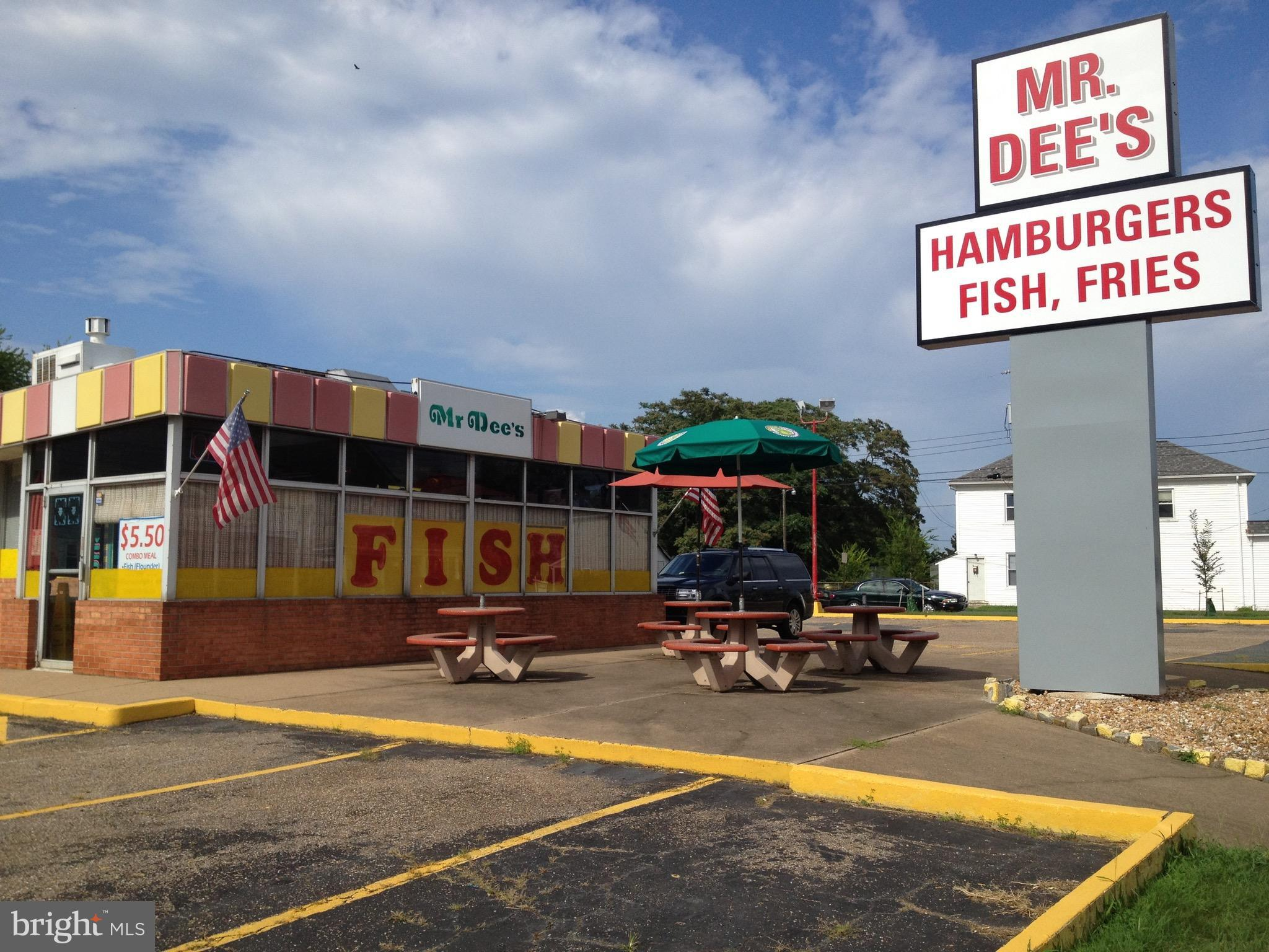 The Owner of Mason Dixon Cafe Purchases the Old Mr. Dee's Property