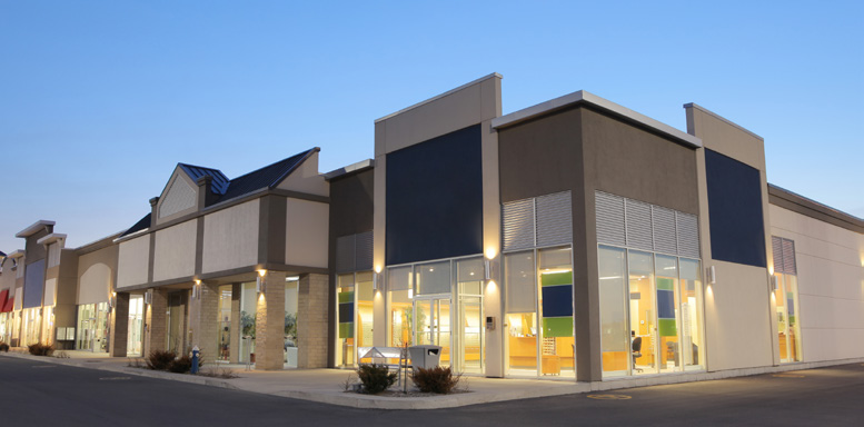 Retail Building Commercial Real Estate