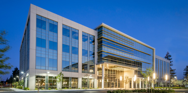 Office Building Commercial Real Estate